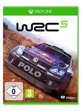 XBOX One WRC 5 NUOVO XBOX ONE-gioco