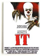 It (1990) FRIDGE MAGNET (2 x 3 inches) movie poster stephen king tim curry