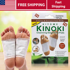 50 CLEANSING DETOX FOOT PADS PATCHES PAIN RELIEF TOXINS HERBAL ORGANIC PREMIUM