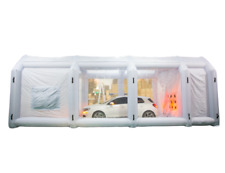 Spray Paint Booth Car Painting Oven Spray Inflatable Painting Room 23x16x10 feet