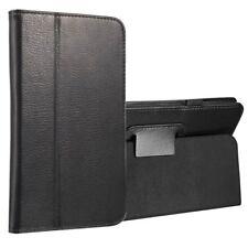 Samsung Galaxy Tab A 8.0 2017 SM-T380,SM-T385 Case,Litchi Leather Cover,Black