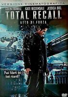 TOTAL RECALL - ATTO DI FORZA (2012) di Len Wiseman - DVD EX NOLEGGIO - SONY