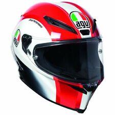 New AGV Corsa R Sic 58 Helmet Men's MS Red/White #6121O1HY003MS