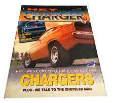 Hey Charger Magazine - Issue 2, MOPAR, CHARGER, HEMI, VALIANT