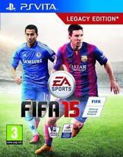 FIFA 15 Sony PS Vita, 2015