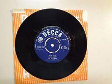 """BEAZERS:(Chris Farlowe)Blue Beat-I Wanna Shout-U.K. 7"""" 1964 Decca Record F.11827"""