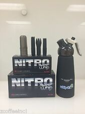 1 case 600 Whip it Cream Chargers Nitrous Oxide N2O NITRO WHIPPED WHIPPET BLACK