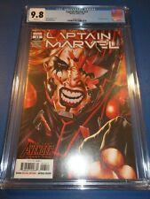 Captain Marvel #13 Brooks A Cover Avengers CGC 9.8 NM/M Gorgeous Gem