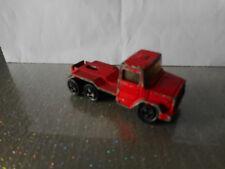 Majorette vintage 1/100 magirus Truck tractor die cast model