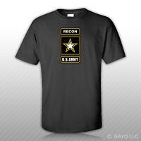 Army Recon T-Shirt Tee Shirt Ranger U.S. US U S