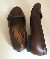 LADIES HUSH PUPPIES SIZE 6 LEATHER SHOES