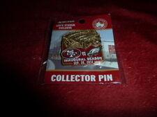 49ERS GAME DAY PIN 09 28 2014 GAMEDAY LEVI PHILADELPHIA  EAGLES