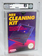 NES Cleaning Kit Nintendo Entertainment system NEUF new sealed vga 85 red strip