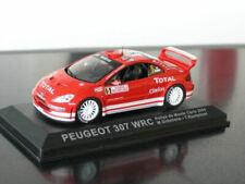 PEUGEOT 307 WRC Rallye Monte Carlo 2004 #5 Grönholm Total  Altaya IXO 1:43