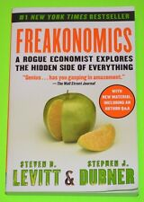 Freakonomics : A Rogue Economist Explores the Hidden Side of... paperback