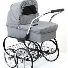 Brand New Valco Royale Dolls Stroller Large Pram Girls Stroller Play Buggy