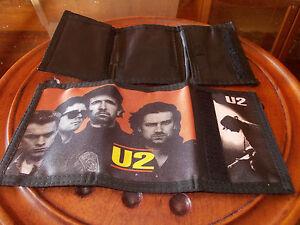 Portafoglio Portafoglii U2  No Cd No Dvd