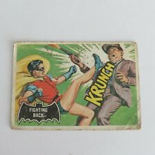 1966 A&BC Batman Black Bat #30 Fighting Back Printed in Canada