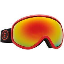 Electric Visual Mesher Negro Rojo Gafas de Snowboard ( Brose / Rojo Cromo )
