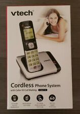 Vtech cordless phone with caller ID and call waiting Voicemail retrieval