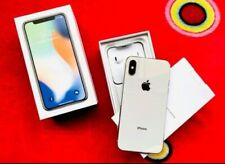 APPLE X 256GB FACTORY UNLOCKED WHITE COLOR
