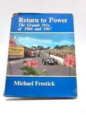 Return to Power (Michael Frostick - 1968) (ID:70373)