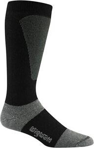 Wigwam Men's Snow Sirocco Knee-High Performance Ski Socks # Medium