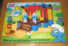 Mega Bloks Smurf Symphony Set no 10719 MB 218 Pcs.