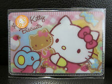 Sanrio HELLO KITTY Plastic Card Holder with SD card pocket - CH01