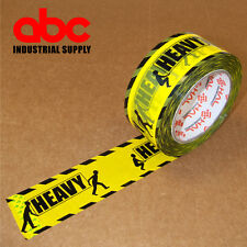 "1 roll 2"" Heavy Printed Shipping Packing Tape 330 Feet 110 yards"
