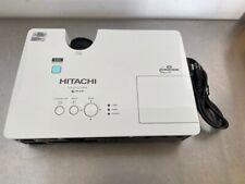 Hitachi CP-X2521WN 3LCD HD 1080p Projector 2700 Lumens 1836 Lamp Hours No Remote