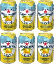 (3,60€/1l) 24 Dosen San Pellegrino Limonata a 0.33L Zitronenlimonade inkl. Pfand