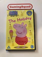 Peppa Pig - The Holiday DVD, Supplied by Gaming Squad Ltd