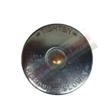Tractor Radiator Pressure Cap 4 lb/psi large 70 mm OD