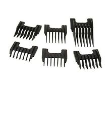 Wahl 5 in 1 Blade Guide Combs - fit Arco Bravura Chromado & Super Groom model