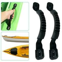 28cm Rubber Boat Luggage Side Mount Carry Handles Fitting Canoe For Kayak B X8Y4