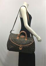 Vintage Louis Vuitton French Co. Travel Bag Large Monogram Overnight Unisex