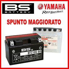 BATTERIA PER MOTO AGM 12V YTZ10S-BS YAMAHA MT 09 E MT09 TRACER DAL 2014  AL 2020