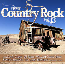 CD New Country Rock Vol.13 von Various Artists