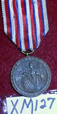 XM127 Czech commemorative medal dated 1938