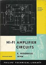 HI-FI Amplifier Circuits * Philips Technical Library * CDROM * PDF
