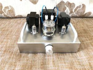 Mini 6J1 Push FU32 HiFi Tube Amplifier DIY Kit 3.5W+3.5W Audio Vacuum Tube Amp