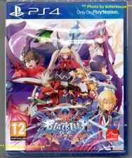 Blazblue Central Fiction  'New & Sealed'   *PS4(Four)*