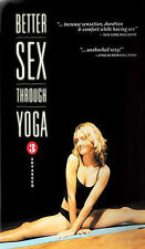 BETTER SEX THROUGH YOGA vol. 3 (DVD) advanced love stronger sexier NEW