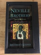 DCC Digital Compact Cassette Neville Brothers Brother's Keeper