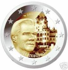 Luxemburg  2008  2 euro commemo  Chateau de Berg     UNC uit de rol !!!