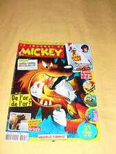 LE JOURNAL DE MICKEY N°3255 novembre 2014 Route du Rhum