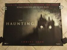 The Haunting movie poster - Liam Neeson original advance poster - 30 x 40 inches