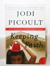 Keeping Faith by Jodi Picoult (2007, Paperback) 422 pages