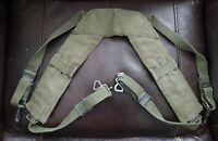Original Vietnam Era US Army Military M1956 Field Gear Suspenders Size Long